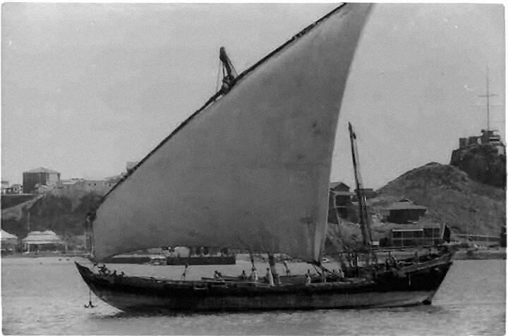 Dau - Segelschiffe im arabischen Raum
