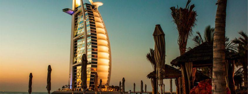 Luxushotel in Dubai