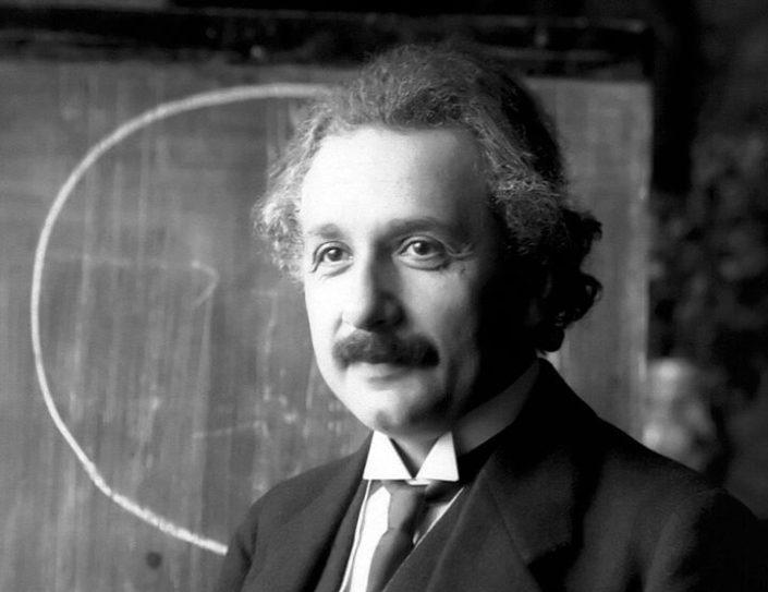Albert Einstein Biografie