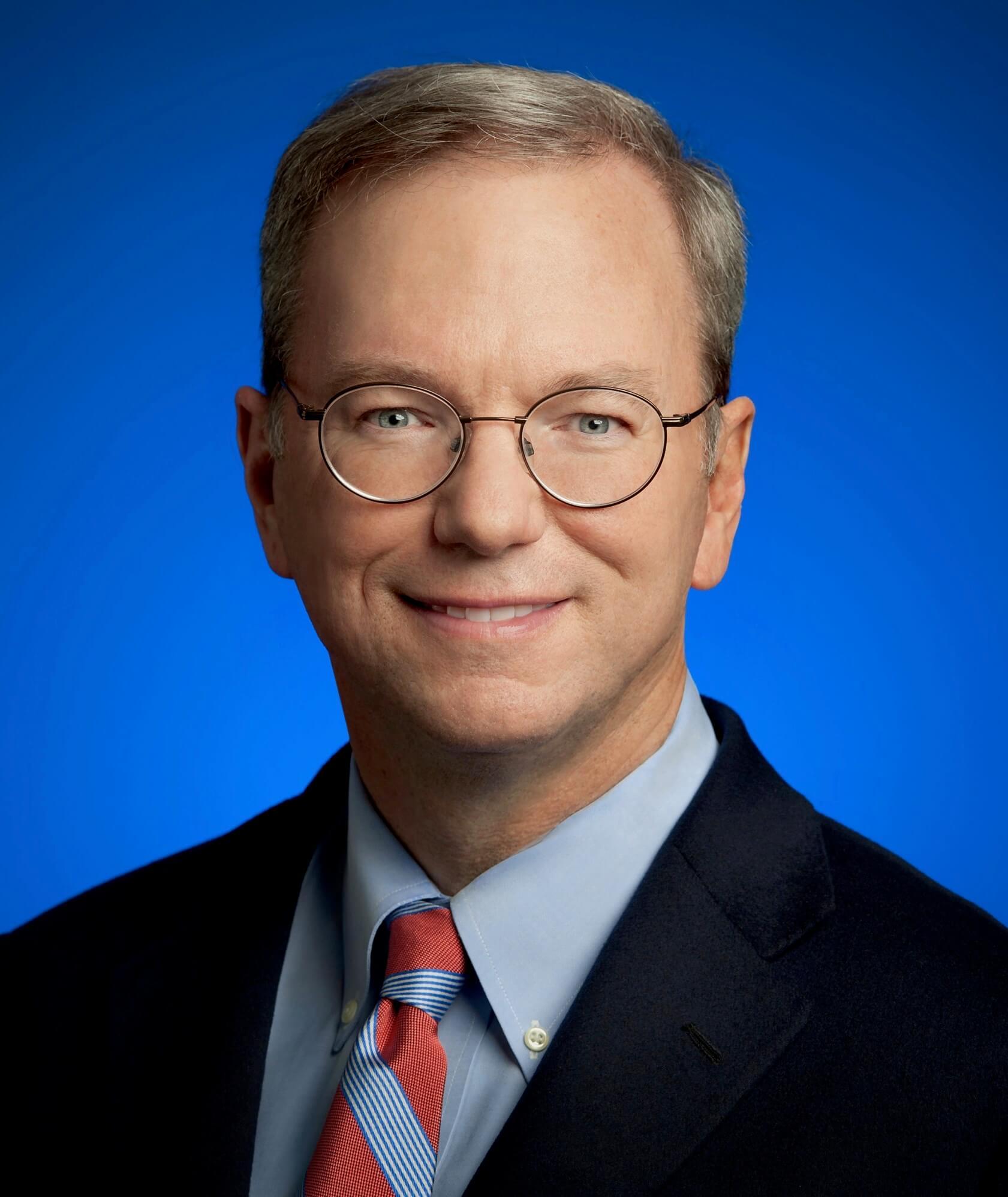 Profilbild Eric Schmidt