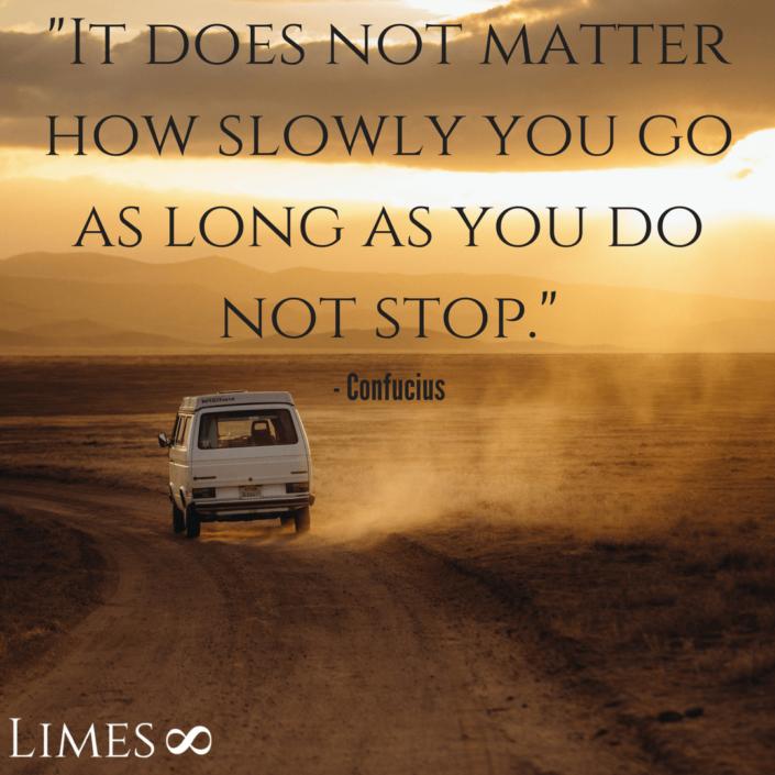 Motivierendes Zitat von Confucius