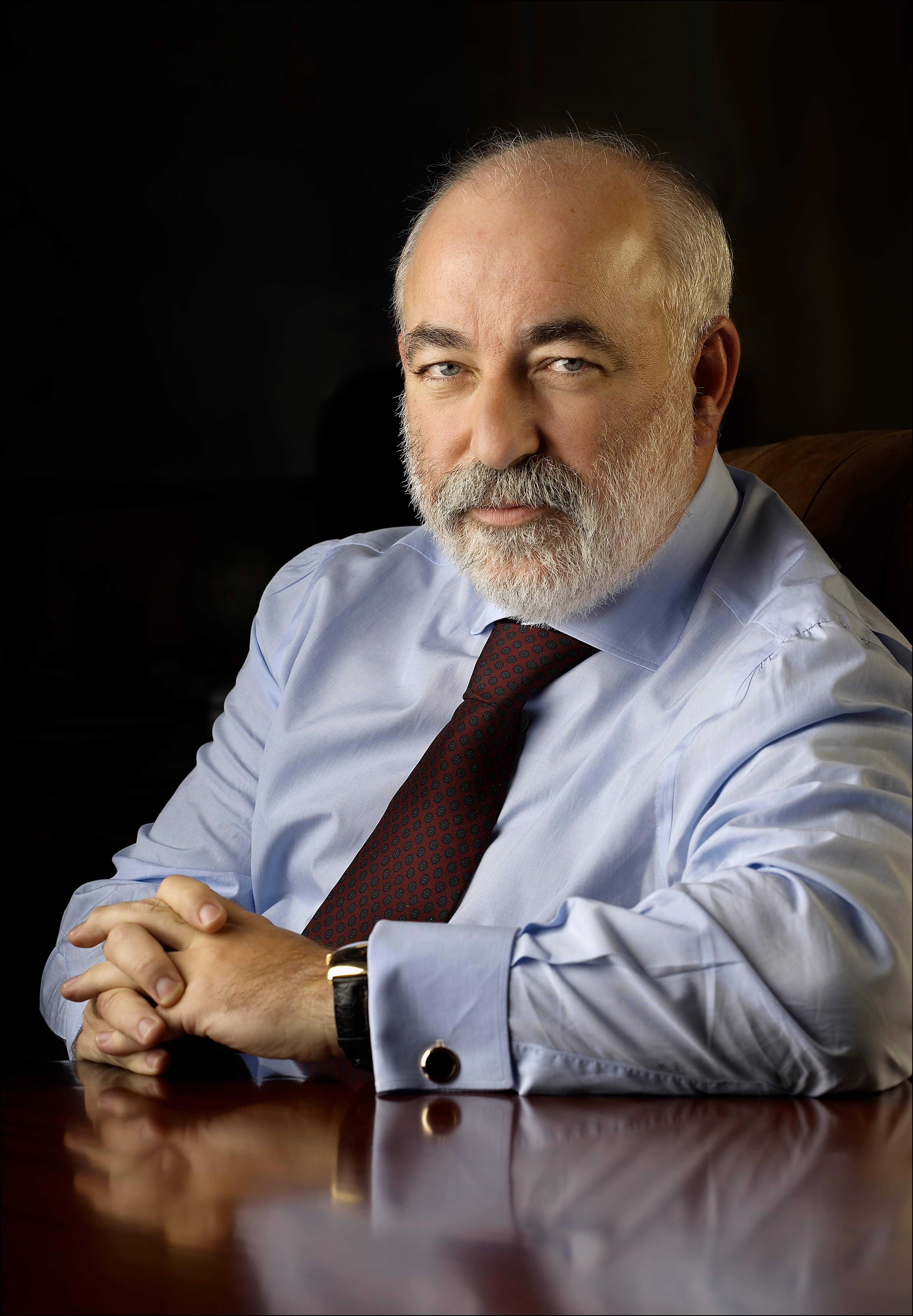 Portraitbild Viktor Vekselberg