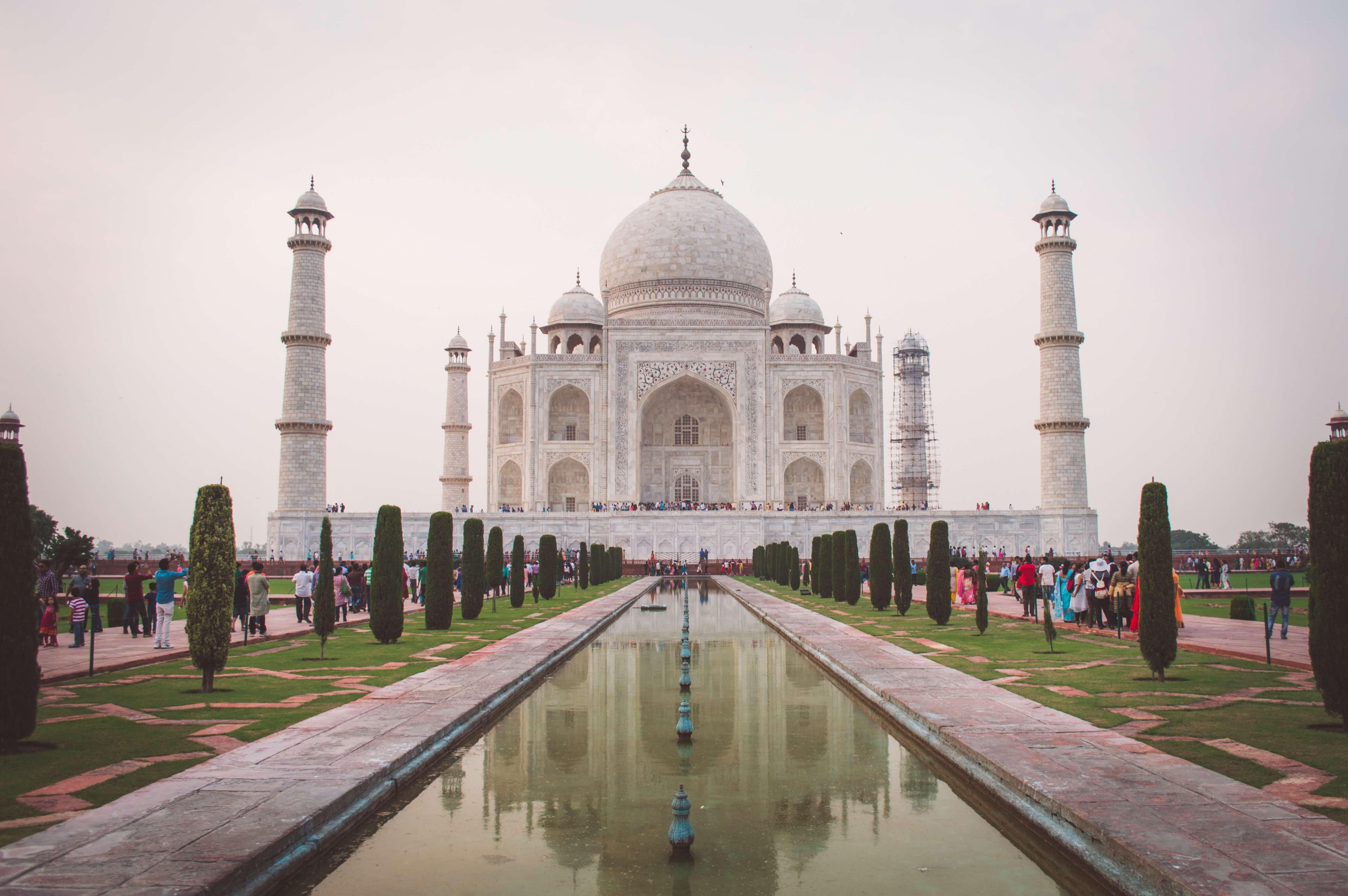 indisches Mausoleum